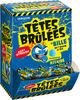 DISPLAY TETES BRULEES BILLE KITACHE