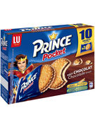 PRINCE POCKET CHOCOLAT 10X2P 400GR