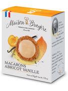 BRUYERE MACARONS ABRICOT VANILLE 60GR