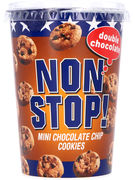 NON STOP COOKIES DOUBLE CHOCOLADE 125GR