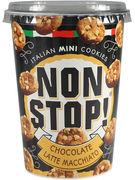 NON STOP COOKIES CHOCOLAT MACCHIATO 125GR