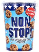 NON STOP COOKIES COCONUT 125GR