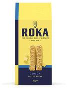 ROKA CHEESE STICKS GOUDA CHEESE 80GR