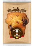 TRENDY MUFFIN VANILLE AUX PEPITES DE CHOCOLAT 55GR