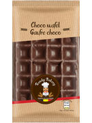 TRENDY GAUFRES CHOCOLATEES 1P  90GR