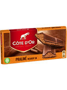 COTE D OR TABLETTES DESSERT 58 200GR