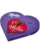 MILKA NOISETTE COEUR I LOVE MILKA 165GR
