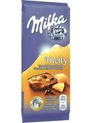 MILKA TAB CARAMEL 200GR (2X100GR)
