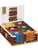 DISPLAY RITTER SPORT NUTS SELECTIONS ASS. 100GR