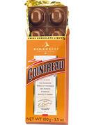 CHOCOLAT LIQUEUR COINTREAU 100GR