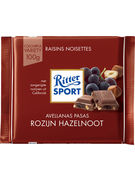 R.S. RAISIN NOISETTES 100GR