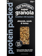 EAT NATURAL GRANOLA PROTEINES 500GR