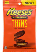 REESE S PEANUTS BUTTER THINS CUPS 87GR