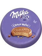 MILKA CHOCO WAFERS 30GR
