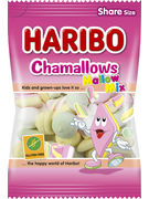 HARIBO CHAMALLOWS LARDS MIX SACHET 175GR