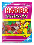 HARIBO FAVOURITES MIX 200GR