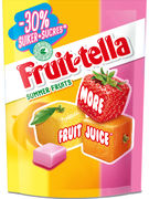 FRUIT-TELLA SUMMERFRUITS -30% SUGAR 120GR