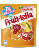 FRUIT-TELLA MINI SUMMERFRUITS -30% SUGAR 10P - 110GR