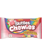 SKITTLES CHEWIES FRUITS 45GR