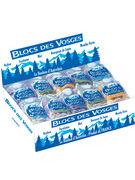 BLOCS DES VOSGES COFFRET 30X125GR
