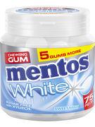 MENTOS GUM WHITE SWEET MINT 75ST
