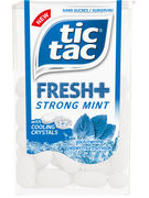 TIC TAC FRESH+ STRONG MINT S/S T22