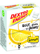DEXTRO SOUR GIVES YOU POWER CITRON BOX 50GR