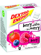 DEXTRO SOUR GIVES YOU POWER FRUITS ROUGES BOX 50GR