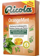 BOX RICOLA ORANGE MINT S/S 50GR