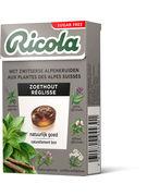 BOX RICOLA REGLISSE S/S 50GR