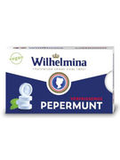 WILHELMINA PEPPERMINT BOX 100GR