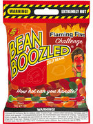 JELLY BELLY  BEANBOOZ. FLAMING FIVE SPINNER REFILL54GR