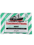 FISHERMAN S FRIEND MINT VERT S/S 25GR