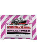 FISHERMAN S FRIEND RASPBERRY ROSE S/S 25GR