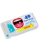 PAPERMINTS BOX COOLCAPS 40 CAPSULES ONE BY ONE