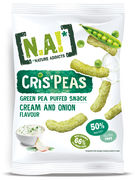 N.A! CHIPS PETITS POIS OIGNONS CREME 50GR