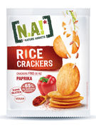 N.A! RICE CRACKERS PAPRIKA 35GR