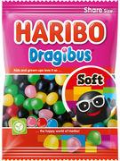 HARIBO DRAGIBUS SOFT SACHET 150GR
