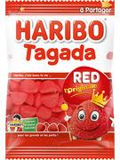 HARIBO TAGADA SACHET 200GR