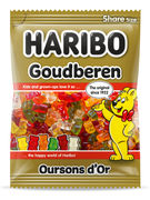 HARIBO OURSON D OR 185GR