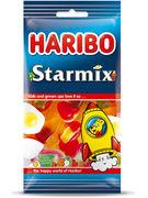 HARIBO FLOWPACK STARMIX 100GR