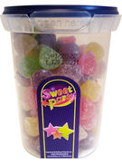 SWEET PARTY CUP GOMMES MIGNONETTES 200GR