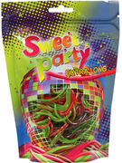 SWEET PARTY STAND UP BAG 180GR EXTRA LONG SPAGHETTI
