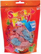 SWEET PARTY STAND UP BAG 180GR EXTRA LONG TAPIS