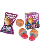 FINI BASKETBALL BUBBLE GUM BBG 5,5GR DISPLAY 200P / 1,1KG