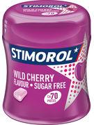 STIMOROL WILD CHERRY S/S BOTTLE 70P 101,5GR