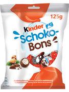 KINDER SCHOKOBONS 125GR