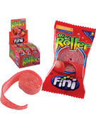 FINI ROLLER SOUR FRAISE 20GR DISPLAY