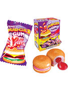 FINI BOOM BURGER GUM BBG 5,5GR DISPLAY 200P / 1,1KG