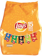 LAY S MIX-PACK 5VAR 15P 412,5GR